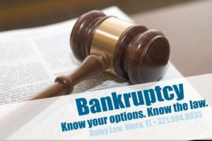 When You Should Consider Bankruptcy